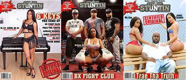 Diamond Jones @ms_diamondjones in Straight Stuntin #38