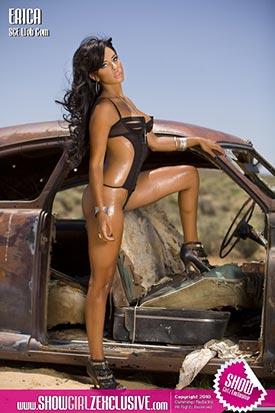 Erica Jackson - SHOW Magazine Web Gems