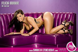 Felicia Monroe - SHOW Magazine Web Gems