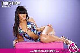 Heather Nichole - SHOW Magazine Web Gems
