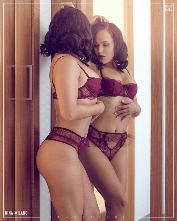 Nina Milano @msninamilano - Introducing - Model Modele x Michael Bowens Photo
