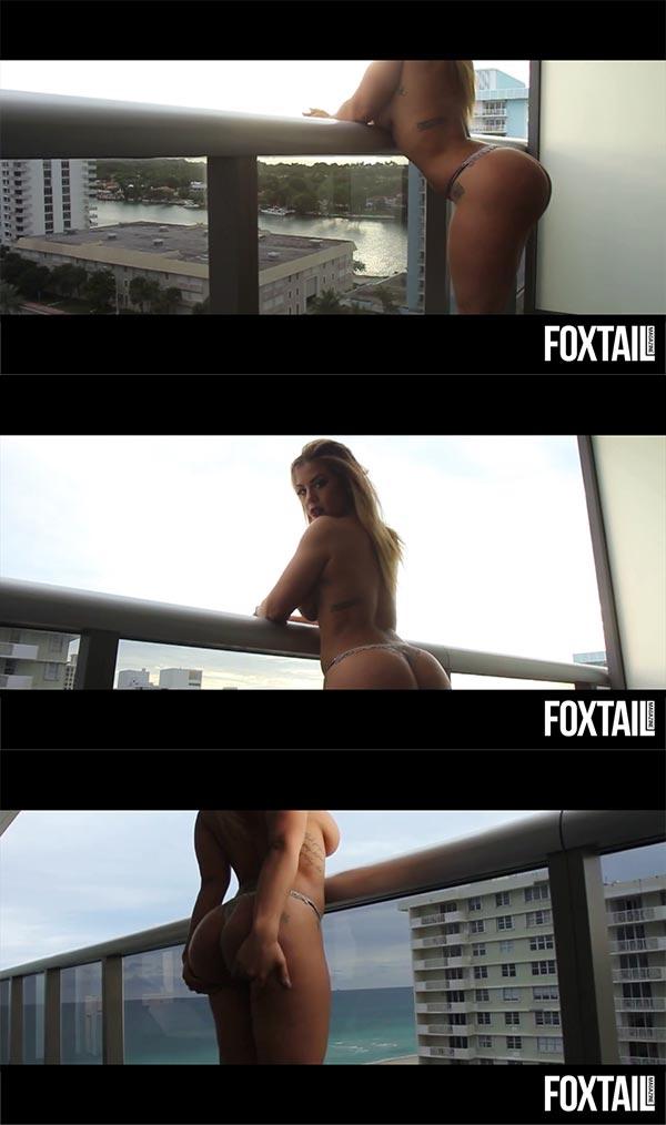 Aidan Nycole @aidan.nycole - Ason Productions x FoxTail Magazine
