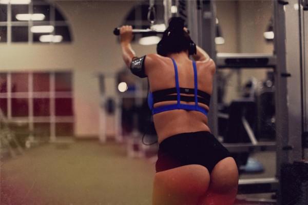 Gabriela Cristina @gabrielas_paradise: Make Em Sweat - Images By Whitty