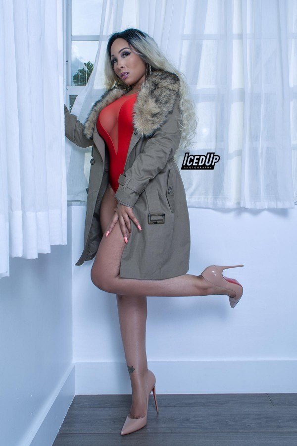 Candi Coated @modelcc: Sweet Tooth - IcedUp Photography