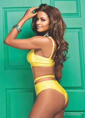Claudia Jordan - BlackMenDigital Preview