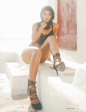 Yovanna Ventura @yoventura in Maxim Magazine Australia