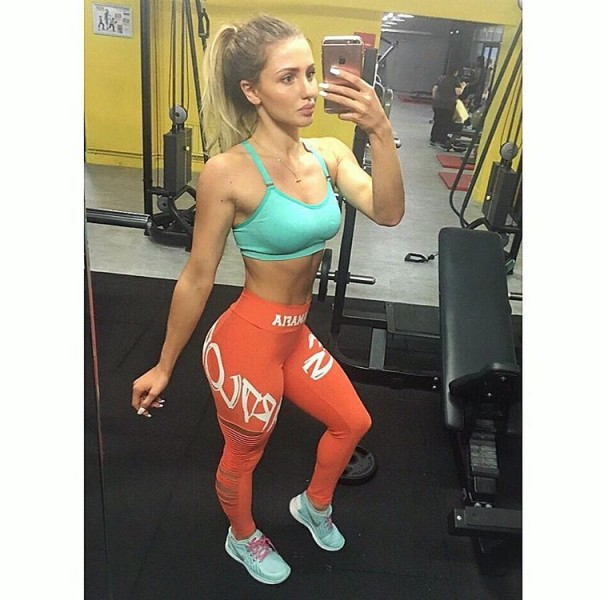 Ani @ani_fitness_model: 3,705 Miles - Lx Photographe