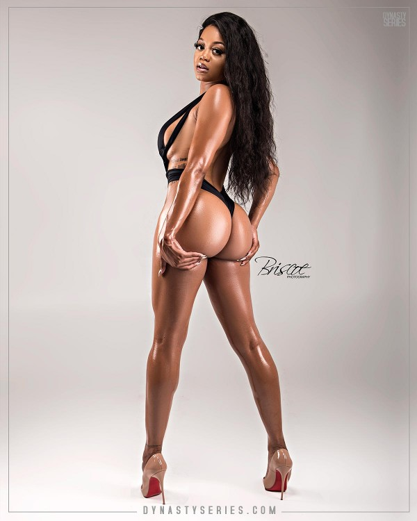 Shani Rose @iamshanirose: Set It Off - Briscoe Photography