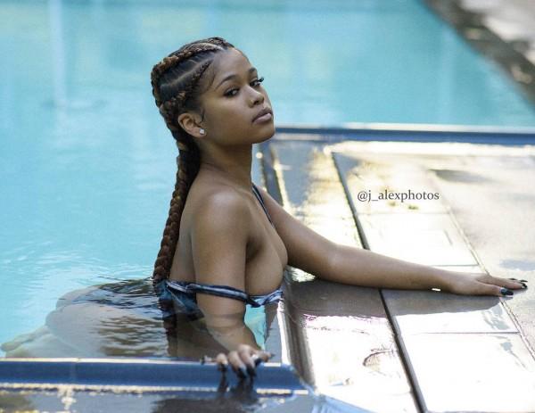 Kapree Karter @kapreekarter x @oh.highdvy: Can I Get Too - J. Alex Photos