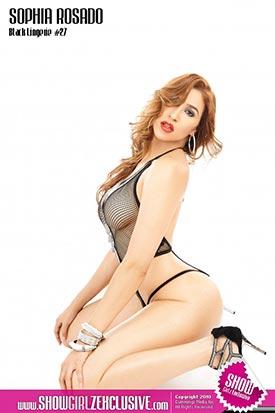 Sophia Rosado in SHOW Magazine