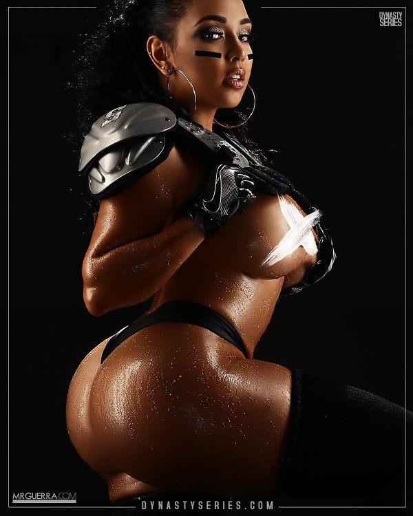 Dalii Baby: 2016 NFL Series x New Orleans Saints - Jose Guerra