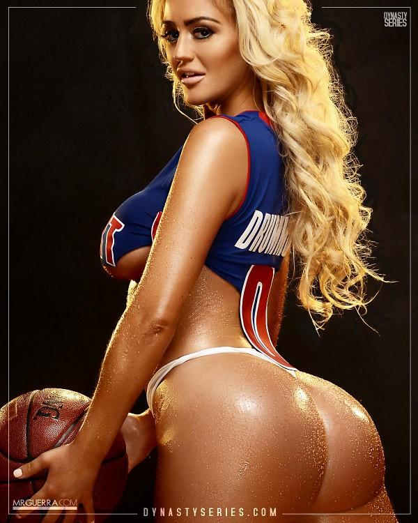 Danii Banks: NBA2K17 x Detroit Pistons - Jose Guerra