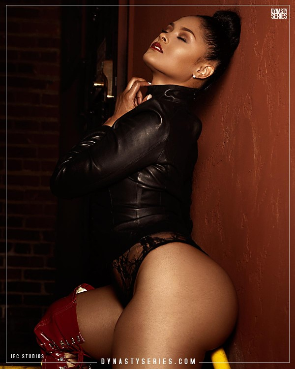 Maliah Michel: Leather Bound - IEC Studios