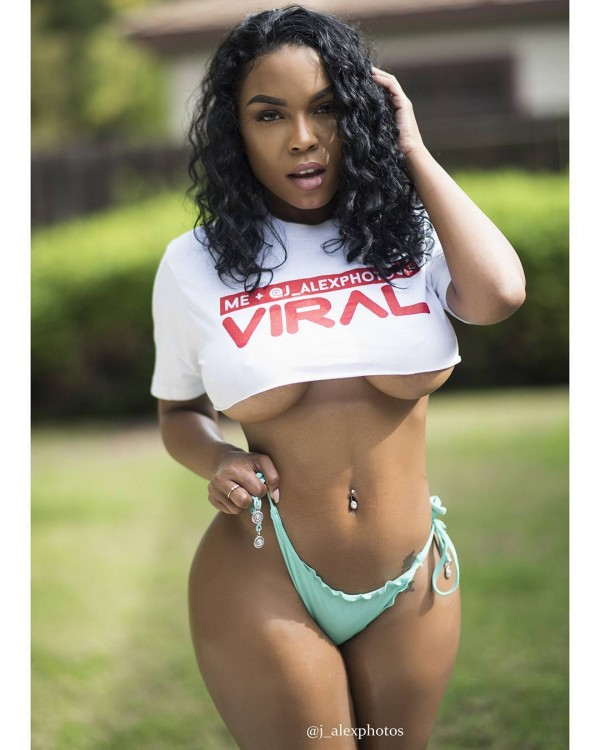 Mya Bliss @mya_bliss: Going Viral - J. Alex Photos