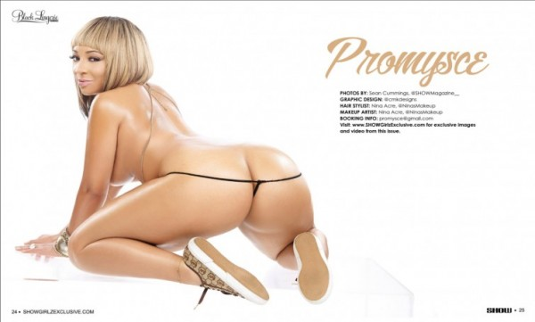 Promysce in SHOW Magazine