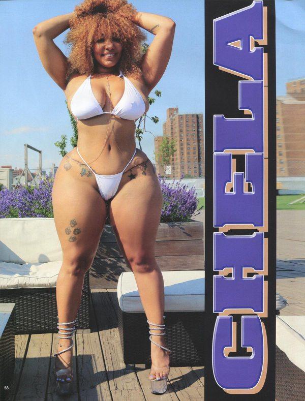 Chela in Straight Stuntin Issue #43