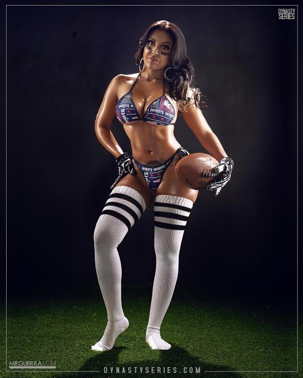 Patriots Win Superbowl x NFL Series - Jose Guerra