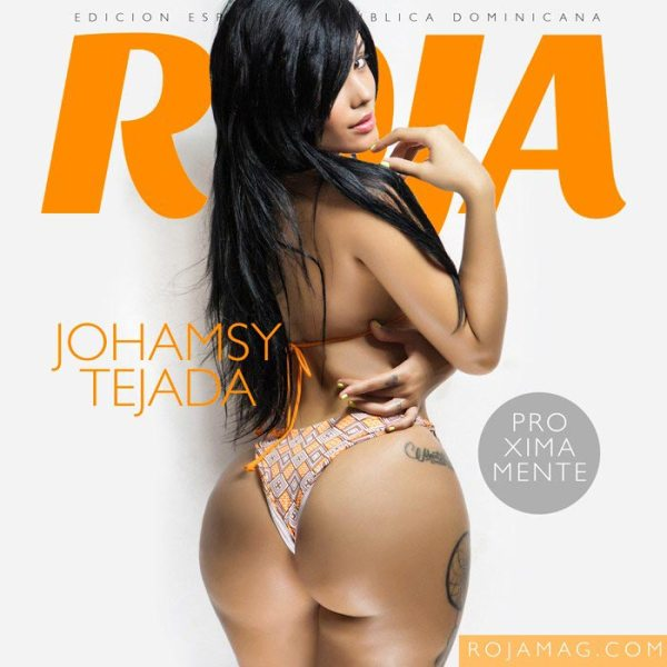 FLYER-johamsy-tejada-roja-magazine