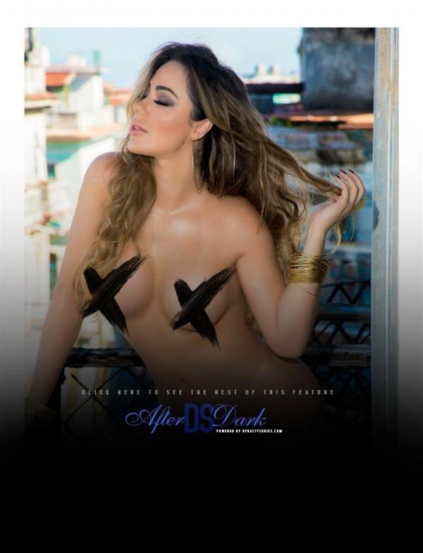 Ju Isen in Sexy Brazil - DSAfterDark