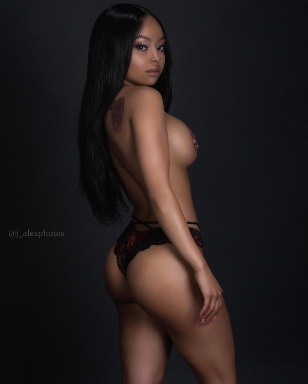 Liya Bricks @thereal_liyabricks - Introducing - J. Alex Photos