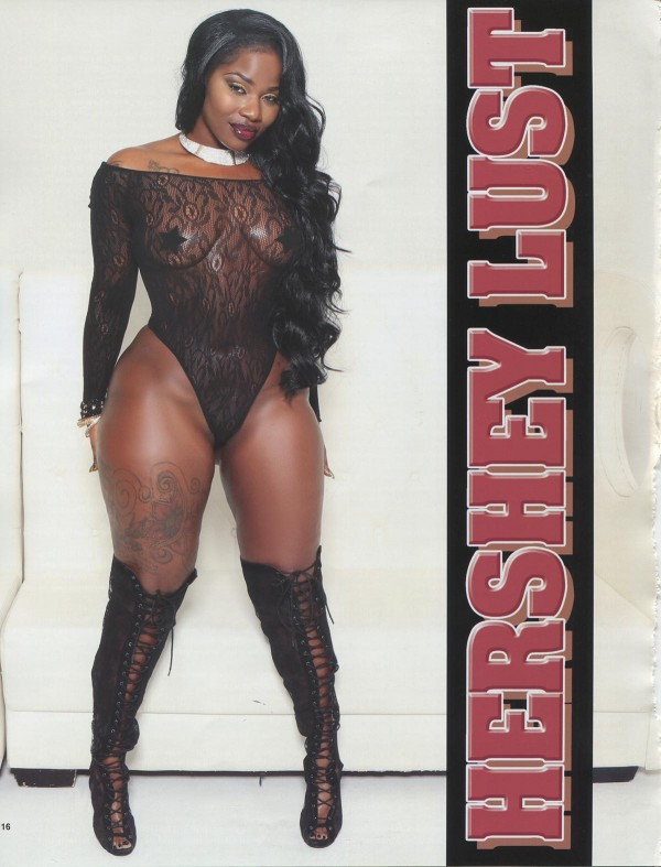 Hersey Lust in Straight Stuntin #45