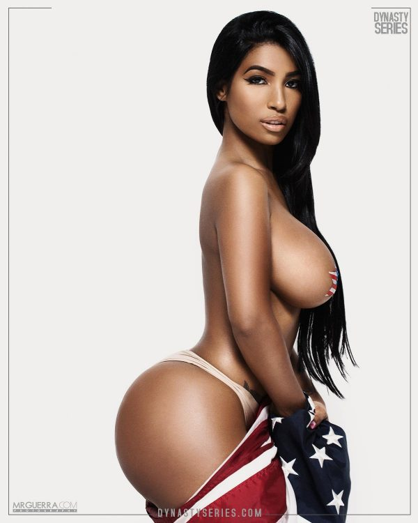 Delianna: Independence Day x Starlets - Jose Guerra