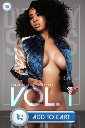 Sasha Bleu: DynastySeries™ Presents Volume 1