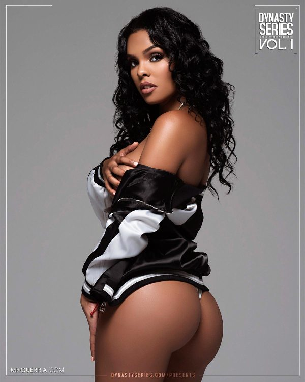 Leezah: DynastySeries Presents Volume 1 Preview
