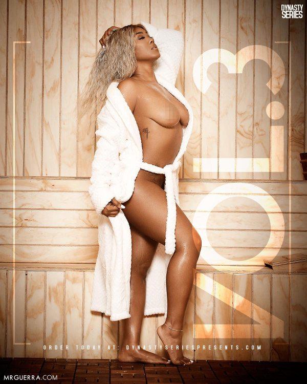 Denise Taray: DynastySeries™ Presents Volume 3: Sauna - Bonus Preview