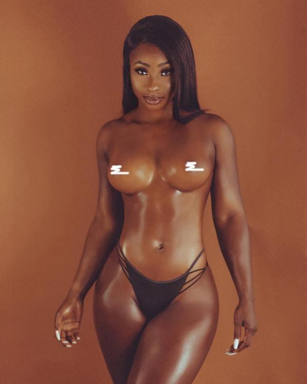 Theresa Ekuban @theresaekuban1 x Eames Alexander