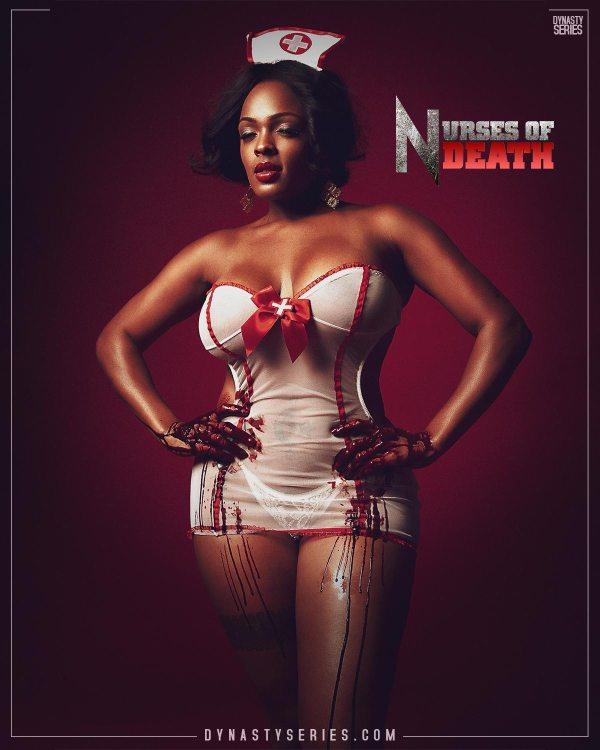 Laeann Amos: DynastySeries Collectors Edition - Nurses of Death