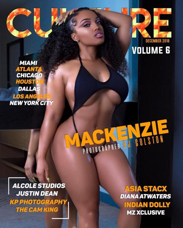 Mackenzie @mackdivaa - Introducing - BJ Colston