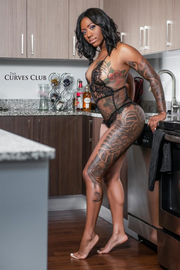 Ahava Jadori @ahavajadori: Come Join Me - The Curves Club