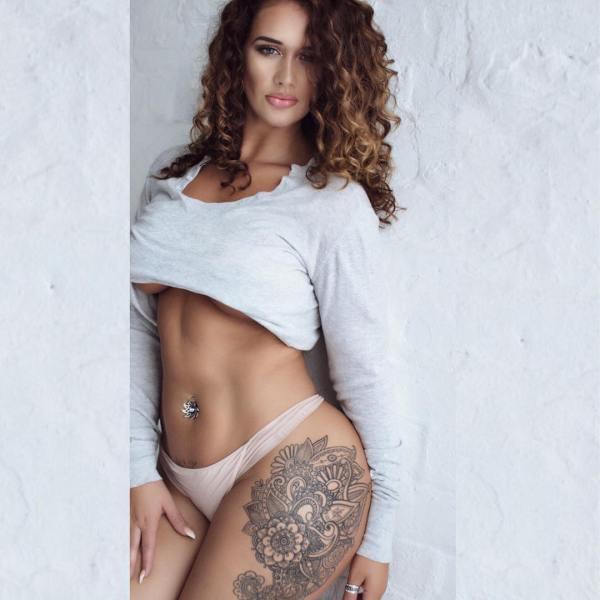 Sarah Kirkwood @portuguese_princess_x x Skorpion Entertainment