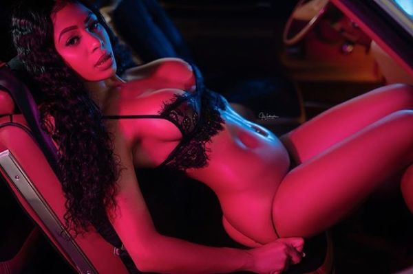Cherie Amour @cherimiamour: Ride With Me - Him Over There Studios