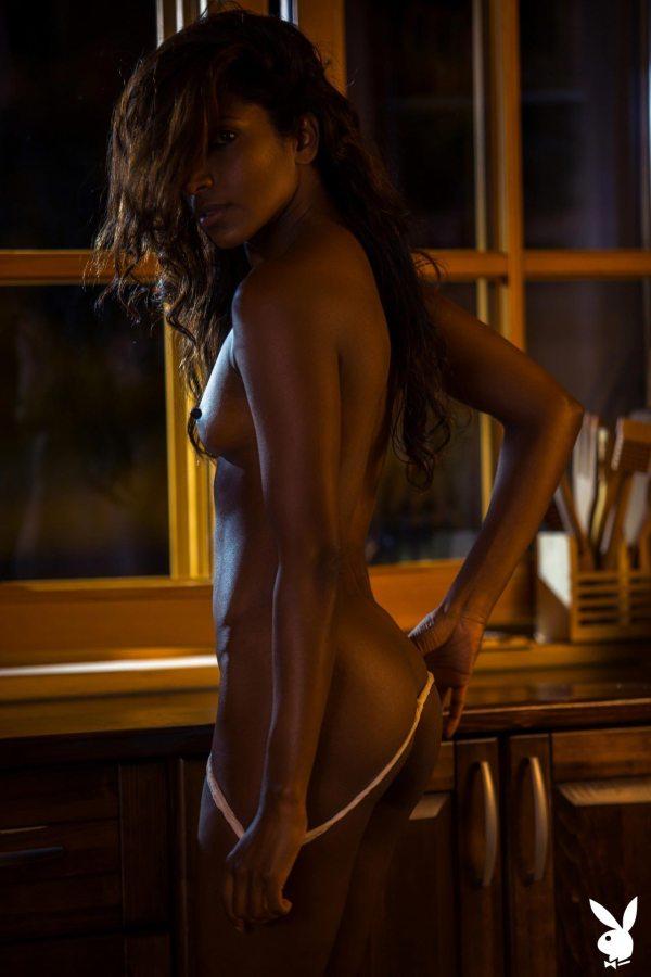 Nirmala Fernandes x Playboy
