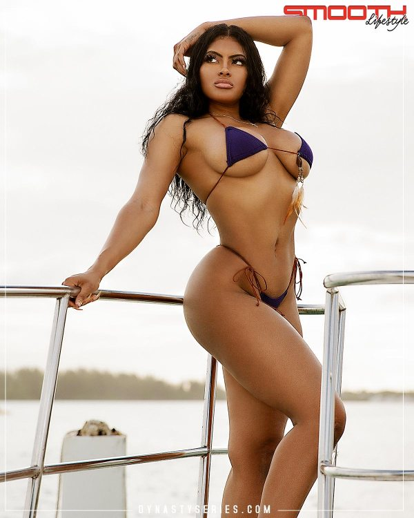 Tiffany Walker: Sail Away - Jose Guerra