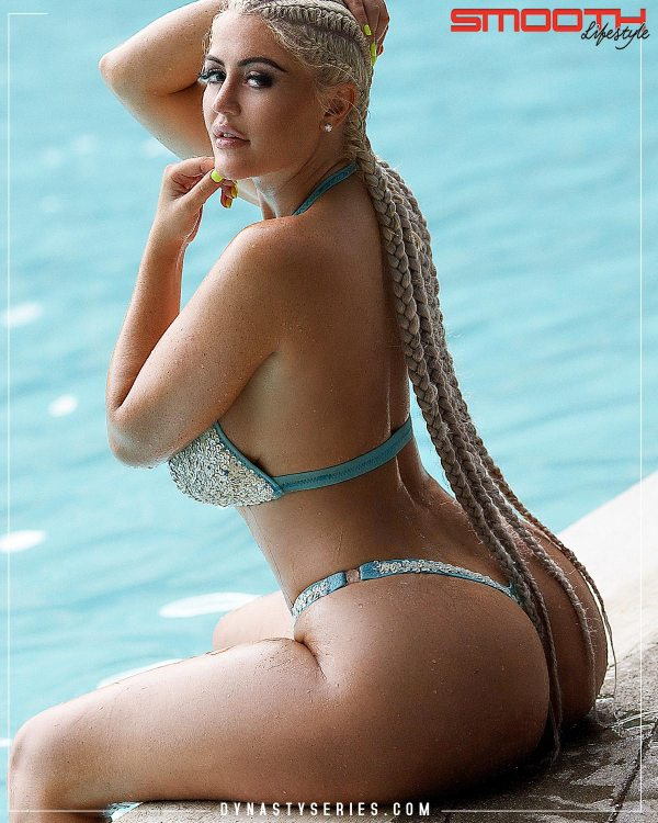 Danii Banks: More of Swimming with Danii - Iryna Kuziv