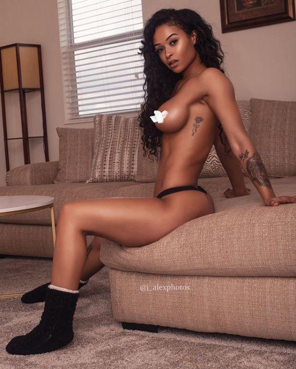 Kya @dabofkya: Just A Touch - J. Alex Photos