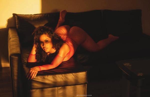 Rosa Acosta @rosaacosta x Pedro Rolle Jr.