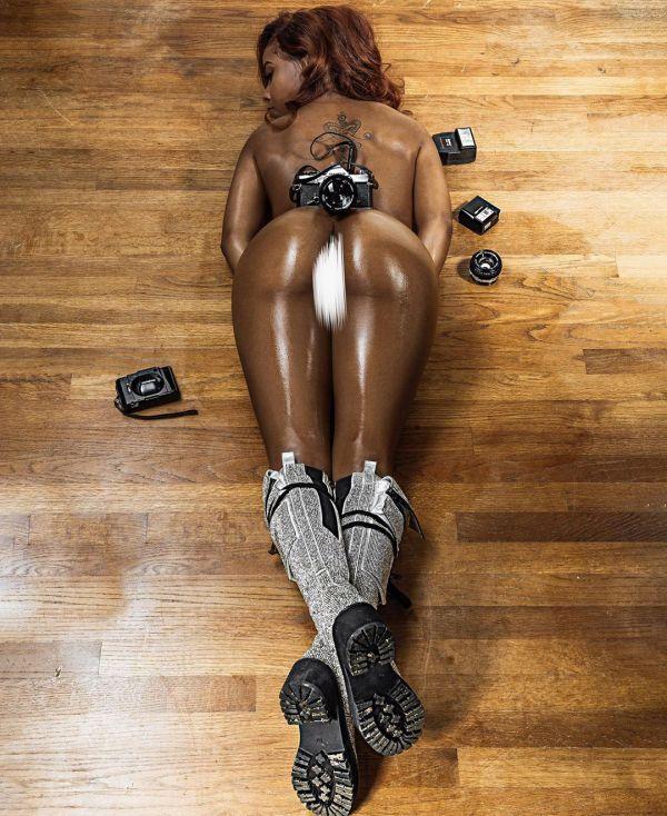 Lay Luscious @layluscious__: Camera Lense - Ezra the Professional