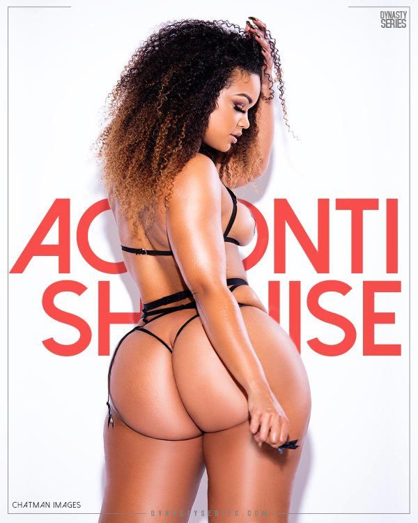 Achonti Shanise @achontishanise: Shock and Awe - Chatman Images