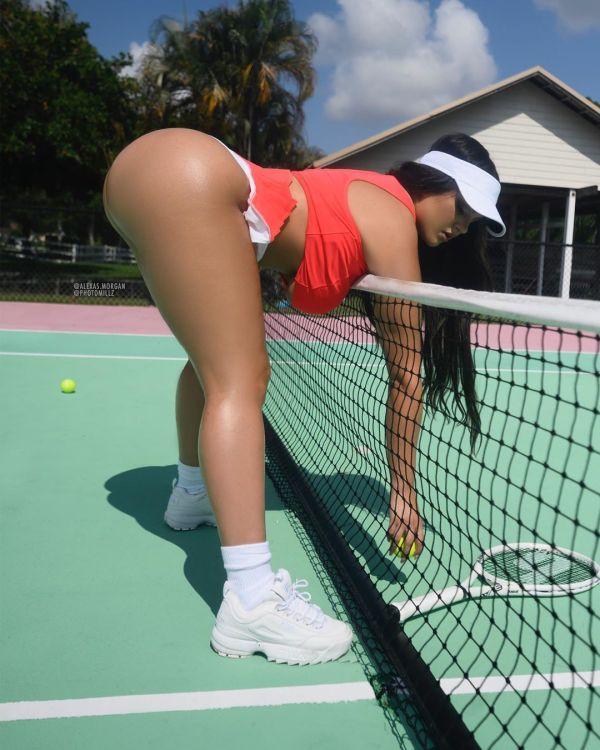 Alexas Morgan @alexas.morgan: US Open – Photo Millz