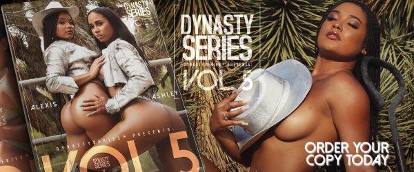 Alexis Jones @aalexisjoness x DynastySeries™ Presents: Volume 5 - West Coast Edition x Jam-X