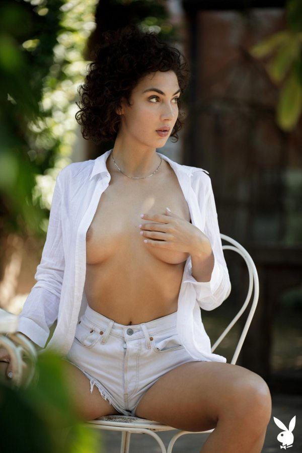 Gena Miller in Sweet Sanctuary x Playboy