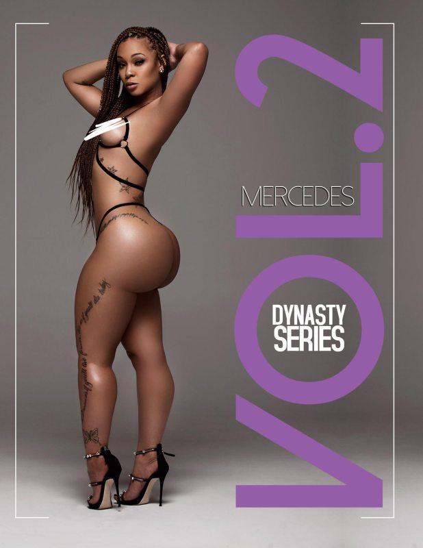 Volume 2 – Mercedes Morr