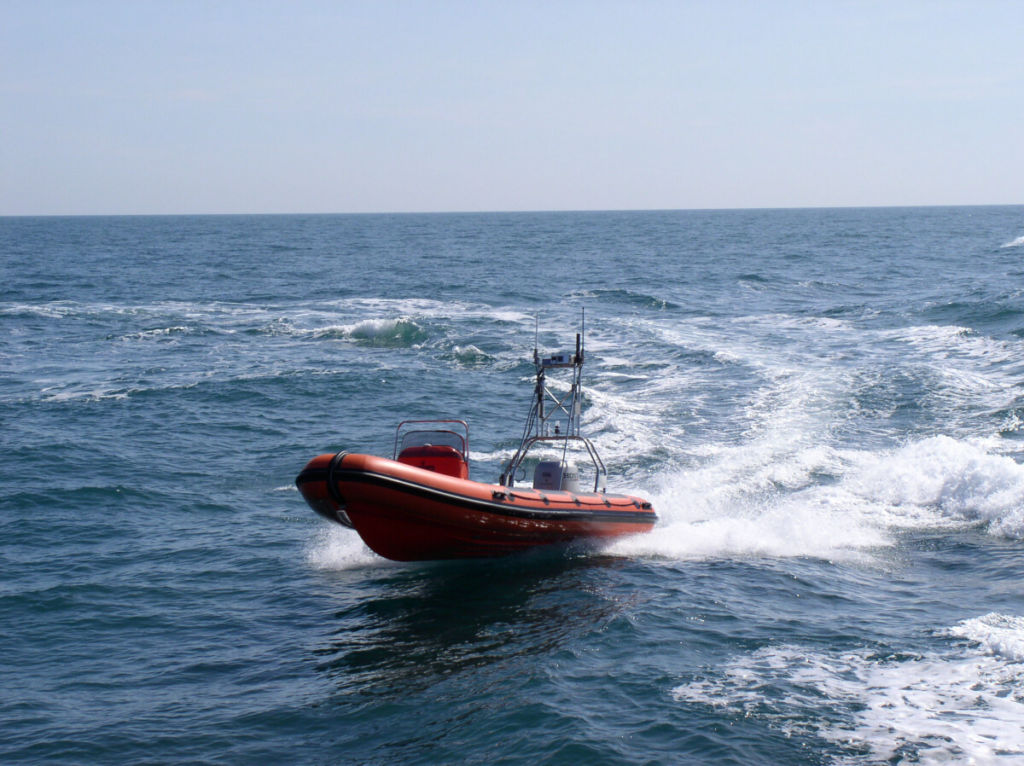 Autopilots and remote control for RHIBs