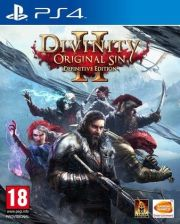 Divinity: Original Sin 2 – Definitive Edition PS4 PKG