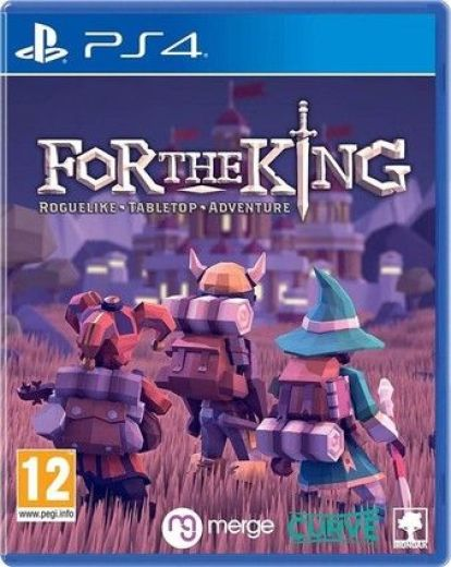 For_The_King_PS4-Playable