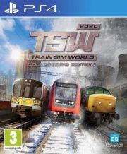 Train Sim World 2020 Deluxe Edition PS4 PKG
